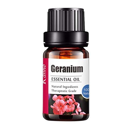 Ätherische Öle Set, Essential Oil für Aromatherapie Duftöl/Diffuser Aromatherapie Ätherische Öle Geschenkset für Diffuser 100% Pure Aroma Duftöle Teebaumsöl Lavendelöl Pfefferminzöl