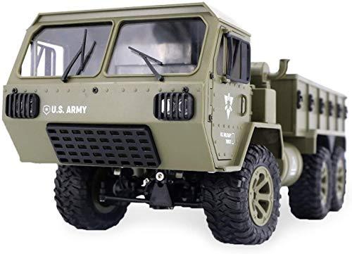 L&WB RC Camiones Militares, Escala del 1:12 2.4G 6WD Pes