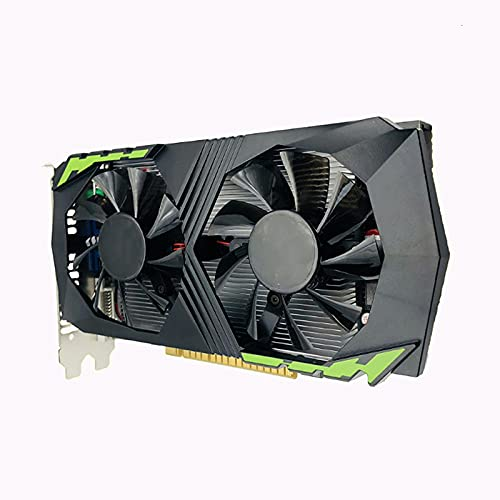 Kompatibel mit GTX 1050 Ti 4G GPU 128-Bit-Gaming Unabhängige Grafikkarte DVI HDMI für Computer