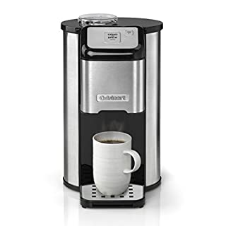Cuisinart One Cup Grind & Brew  |  Bean-To-Cup Filter Coffee Maker  |  DGB1U (B01DB1D9GG) | Amazon price tracker / tracking, Amazon price history charts, Amazon price watches, Amazon price drop alerts
