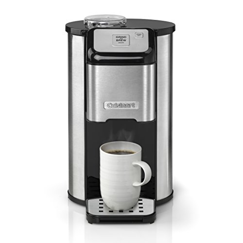 Cuisinart DGB1U One Cup Grind & Brew Coffee Maker