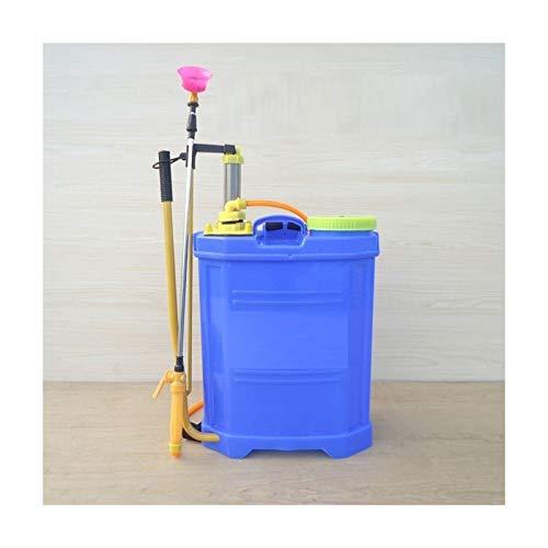 JUZZQ 16 litros Pulverizador De Mochila, De Acción Manual Pulverizador A Presión, A Prueba De Fugas Sin Pesada De Gran Capacidad Pulverizador For Uso Agrícola Jardinería Uso De Regadera Desinfección