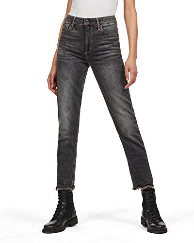 G-STAR RAW Damen 3301 RP High Straight Ankle Jeans