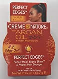 Creme of Nature Argan Oil Perfect Edges Control Hair Gel-2.25 oz by...