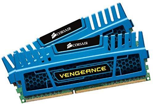 Corsair Vengeance 16GB Arbeitsspeicher (PC1600, 2 x 8GB, CL10) DDR3-RAM Kit