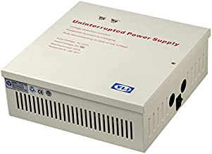 UHPPOTE Uninterrupted Power Supply Controller LED Input 220VAC Output 24VDC for Access