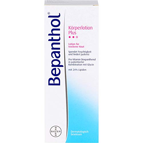 Bepanthol Koerperlotion plus, 200 ml 2293526