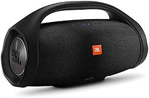 JBL Boombox Bluetooth Speaker, Zwart