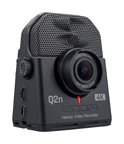 Zoom Q2n-4K La fotocamera 4K per i musicisti.