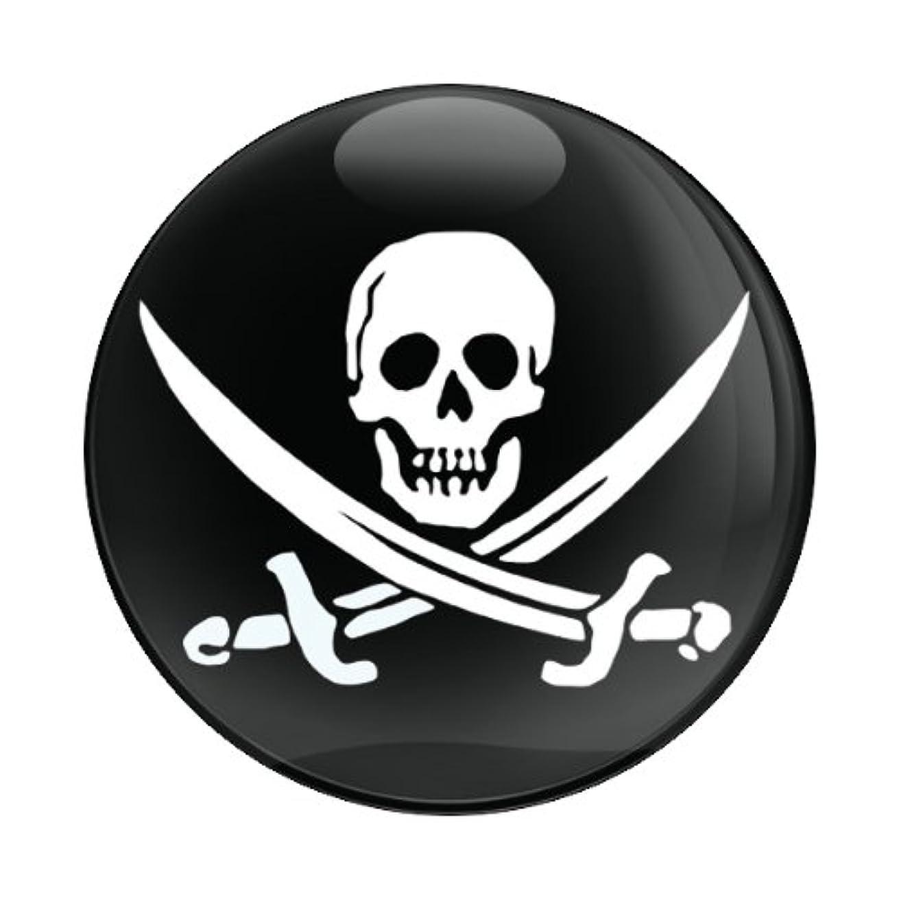 GoBadges Jolly Roger - 3