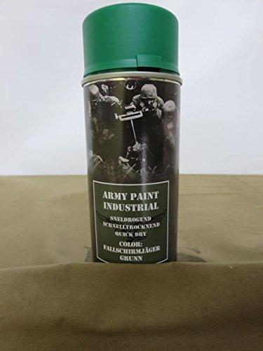 Ferromil Spraydose 400ml (1L-24,75€) Wehrmacht Farbe Ausrüstung Fallschirmjäger RAL6029
