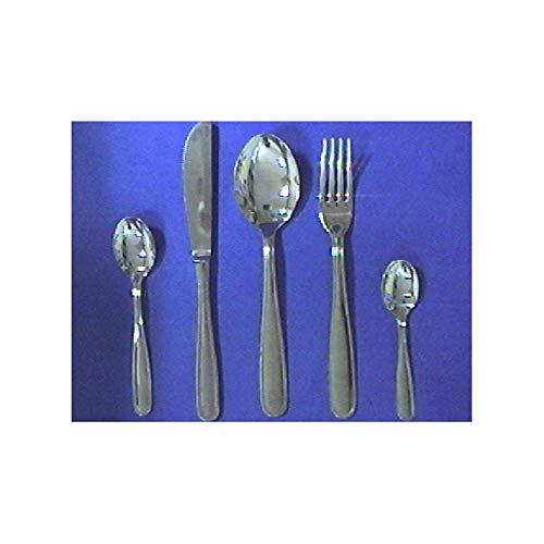 Pinti Inox Lot de 12 Couteaux INOX Table 'Un' ameublement Table