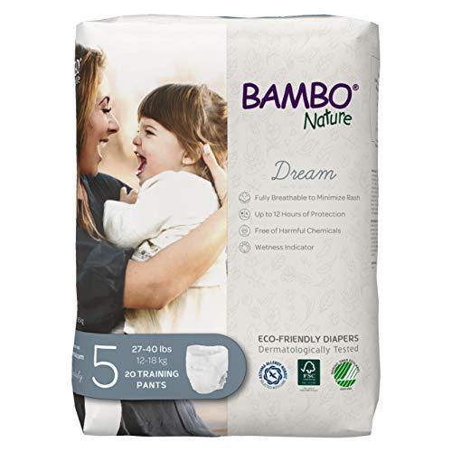 Bambo Nature Premium Eco-Friendly Training Pants,...