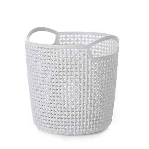Opbergmandje Opbergmandje Opbergmandje plastic Rechthoekige badkamer cosmetica douchecabine draagbaar Duurzaam