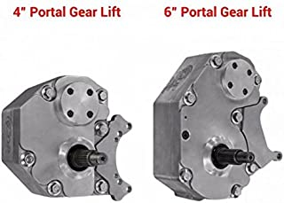 "Can-Am Maverick Portal Gear Lifts (6""; SuperATV Part Number 7-51-MAX)"