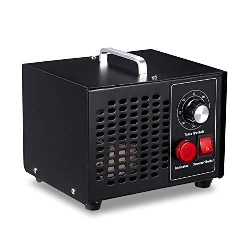 Oz3 Generador de ozono Comercial, 3500 MG/h Purificador de Aire O3 Profesional...