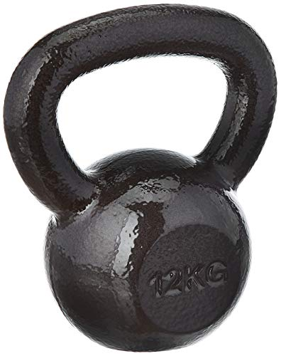 Amazon Basics - Kettlebell in ghisa, 10 kg