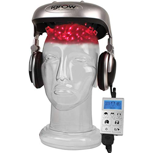 iGrow Low Level Laser Hair Growth Helmet