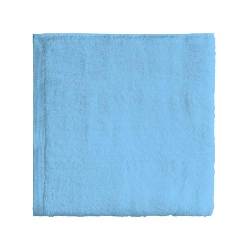 Essix - Serviette de Bain Aqua Coton Turquoise 55 x 100 cm