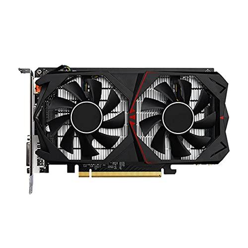 RKRLJX Tarjeta de Video Apta para Geforce GTX 960 2GB 4GB GDDR5 Tarjeta gráfica de 128 bits GTX960 Gaming GPU Non GTX 750 1050 Ti Tarjeta gráfica para Juegos(Color:960 2GB)