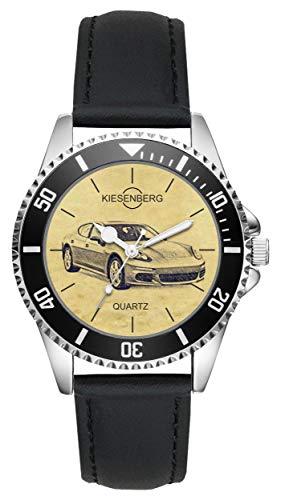 KIESENBERG Uhr - Geschenke für Porsche Panamera S E-Hybrid Fan Uhr L-5370