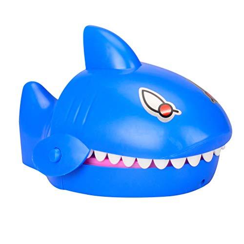 Amosfun Juguete para morder el Dedo de tiburón mordedor Dentista mordida Dedo...