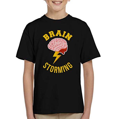 Cloud City 7 Brainstorming Lightning Kinder T-shirt