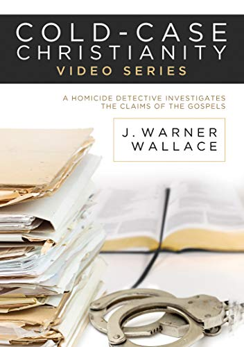 Cold-Case Christianity Video Series with Facilitator's Guide