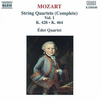 Mozart: String Quartets, K. 464 and K. 428