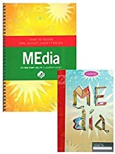 Girl Scouts CADETTE MEdia AND ADULT GUIDE JOURNEY BOOK SET