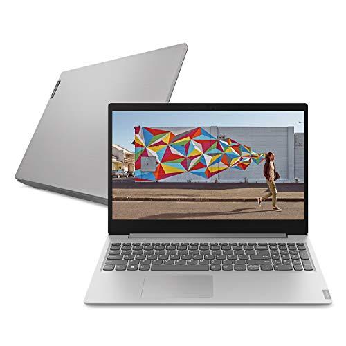 "Notebook Lenovo Ultrafino ideapad S145 i5-1035G1 8GB 256GB SSD 15.6"" 82DJS00100 Prata"