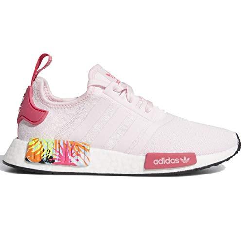 Adidas NMD_r1 Ef2305 - Zapatillas para Mujer, Rosa (Clpink,cblack,ftwwht), 39.5 EU