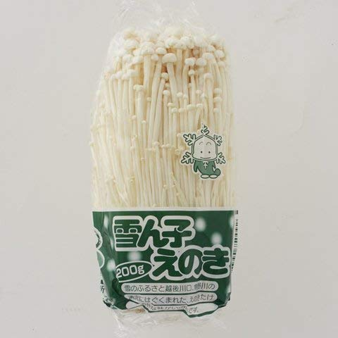 MC えのき茸(大) 200g 【冷凍・冷蔵】 2個