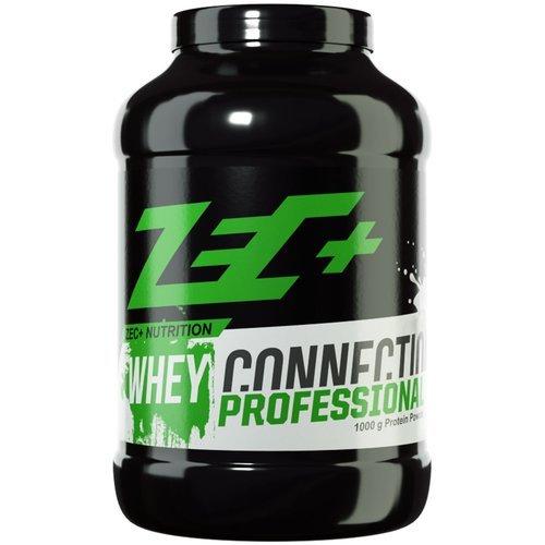 ZEC+ Whey Connection Professional – 1000 g, Proteinpulver aus Whey Konzentrat & Whey Protein, Protein Shake mit Eiweißpulver & Aminosäuren (BCAAs), Geschmack Baklava