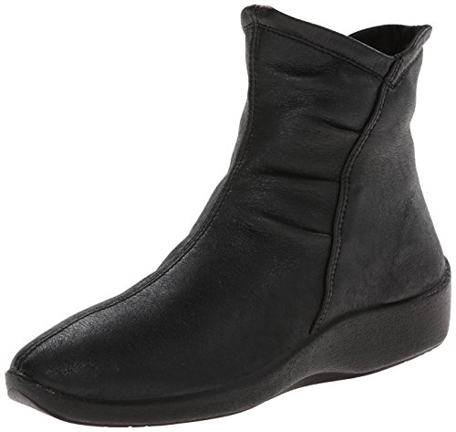 Arcopedico Women's L19 Black Ankle Boot 7-7.5 M US