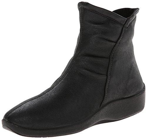Arcopedico Women's L19 Black Ankle Boot 8-8.5 M US