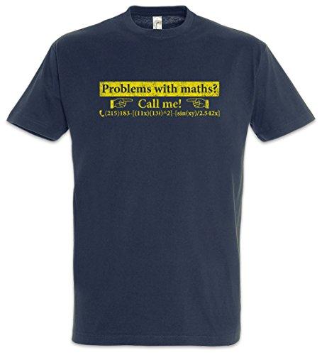 Problem with Maths? T-Shirt Größen S – 5XL