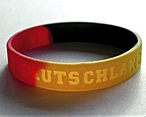 Everflag Silikon-Armband: Deutschland
