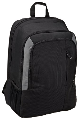 AmazonBasics - Mochila para portátil de 15 pulgadas - Color Negro