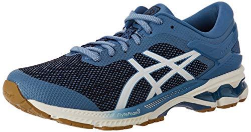 Asics Gel-kayano 26 Mx, Men's Running Shoes, Gray Floss / Cream, 6 UK (40 EU)