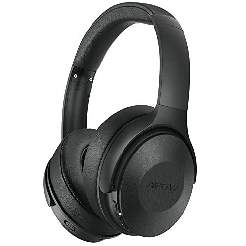 Mpow H17 Auriculares con Cancelación de Ruido, Auriculares Diadema Bluetooth con...