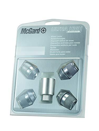 24212SL Radsicherungsmuttern SL (Ultra High Security) M12x.1.5, Kegelsitz/W, Gesamtlänge 35,0mm, SW21, Schlüsseldurchmesser 28,8 mm