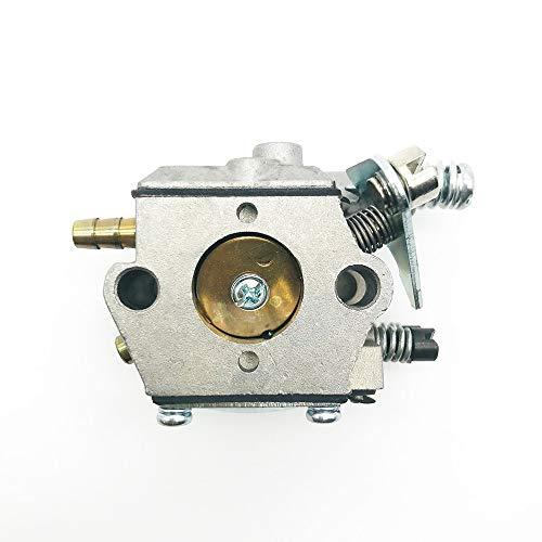 Cemoto Carburador Carburador Carb for Echo SRM 4605 Pruner desbrozadora WT-120B Echo Pruner Parts,Permanente