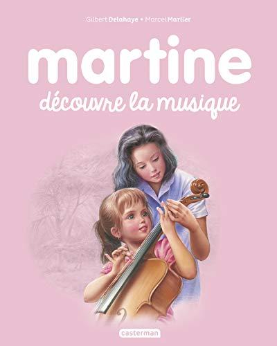 Albums - t43 - martine découvre la musique (Albums (43))