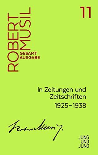 In Zeitungen und Zeitschriften: Unselbstständige Veröffentlichungen 1925–1938