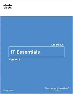 IT Essentials Lab Manual, Version 6 (6th Edition) (Lab Companion)
