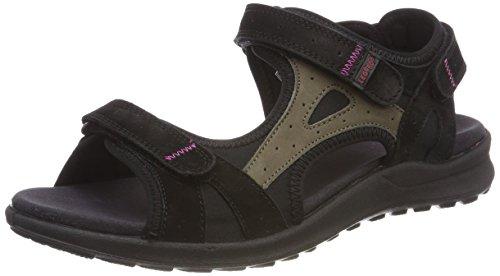 Legero Siris Open sandalen voor dames met wighak