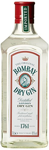 Bombay London Dry Gin (1 x 0.7 l)