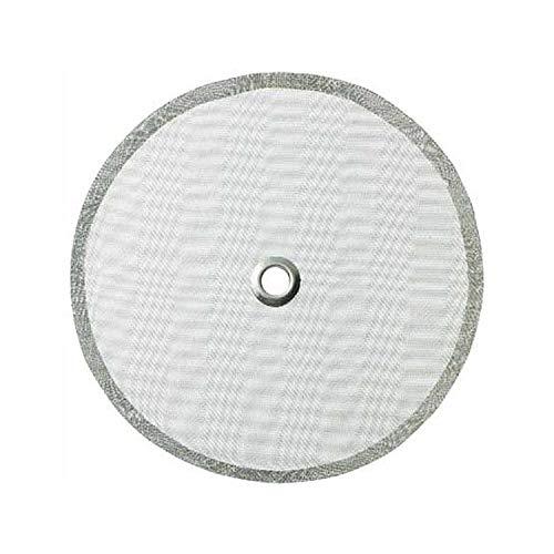 Recambio de filtro de malla, Plateado, 3-Cup/350 ml/6.8 cm