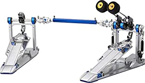 Yamaha Double Bass Drum Pedal Chain-Drive with Case, DFP-9C